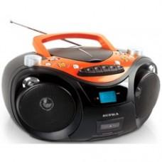 Магнитола (бумбокс) SUPRA SR-CD 125U black