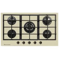 плита панель газовая De Luxe GG51130245F ТС-005 бежевая