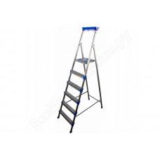 Стремянка СМ 6+ 6 ступ для рыхл поверхностей