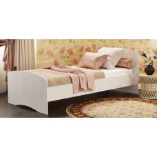 Кровать 0,8 * 2.0 (венге/дуб)