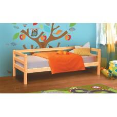 """Кровать из массива """"Омега 14"""" вариант №2"""