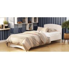 Кровать 0,9 * 1,9 (дуб) №2