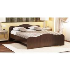 Кровать 1.4 * 2.0 (анкор светлый) №5