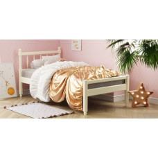 Кровать-10 массив 0,9 * 2.0 вишня