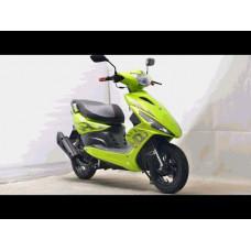 Скутер SLASH зеленый