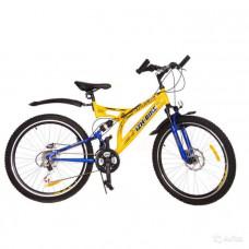 """Велосипед Иж-Байк Outlander 26"""" 18ск диск торм перед задний, бутылка"""