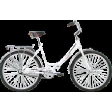 """Велосипед Altir City low 28 28"""" 1ск 2017-2018 без рамы, без корзины"""