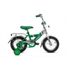 """Велосипед Байкал 12"""" В1203 детский зеленый"""