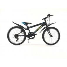 """Велосипед 20"""" URMAN BIKE-20 рама 10"""" Salter красный (27)"""