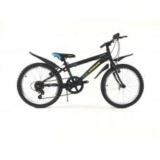 """Велосипед 20"""" URMAN BIKE-20 рама 10,5 черн Salter (5)"""