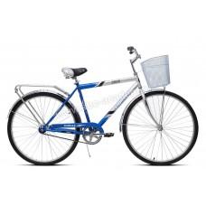 Велосипед Байкал 28 (2808) 1ск сталь й рама+корзина