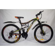 """Велосипед Иж-Байк CRUISE 26"""" 21 ск диск торм"""