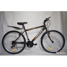 """Велосипед Иж-Байк BREEZE 26"""" 18 ск. V-торм. зеленый"""