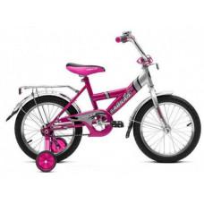 """Велосипед Байкал 16"""" B1603 розовый"""