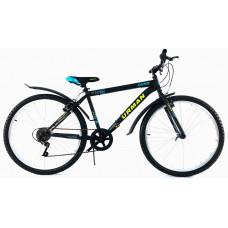 """Велосипед 26"""" URMAN BIKE-26 рама 17 Salter красный (24)"""