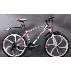 "Велосипед Иж-Байк Shark 26"" 24ск диск торм перед задний литые диски ZOOM"