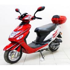 Скутер STALKER 50 LB50QT-16 красный