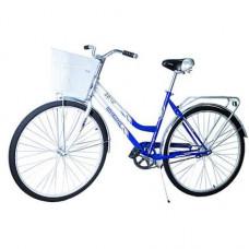 Велосипед Байкал 28 (2810) 1ск сталь без рамы+корзина, жен