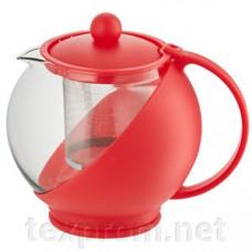 Заварочный чайник ВЕ 5570/1 750мл красный