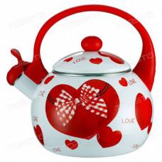 Чайник Чудесница ЭЧ-2509 эмаль 2,5л