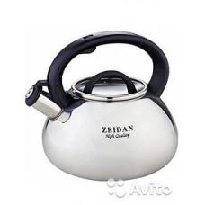Z-4139 Чайник со свистком 3,0л нерж