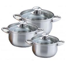 Набор посуды 6 предм KL-4201