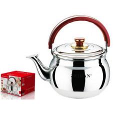 Z-4150 Чайник со свистком 3,7л нерж