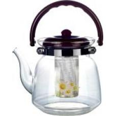 Чайник заварочный стеклянный Элис ЭЛ-2200