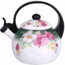Чайник эмалированный ЭЛИС ЭЛ-252 (чайник2,5л )