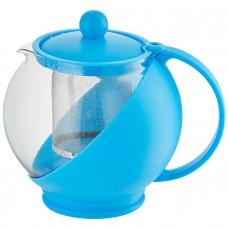 Заварочный чайник ВЕ 5570/4 750мл голубой