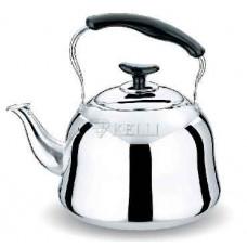 Z-4152 Чайник со свистком 4,3л нерж