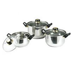 Набор посуды 10пр ВК-2705 нерж