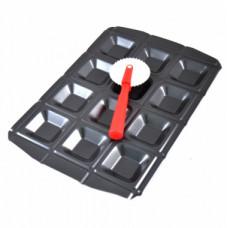 IRNP-09 Форма для печенья с ножом-лопаткой