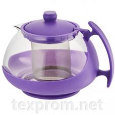 Заварочный чайник ВЕ 5571/15 750мл фиолетовый