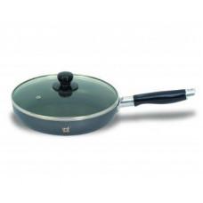 Сковорода с крышкой 2,5л IRH-203A