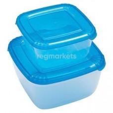 1144123/114406 Набор контейнеров для хранения пищевых продуктов 0,34 0,65 1,2л пластик