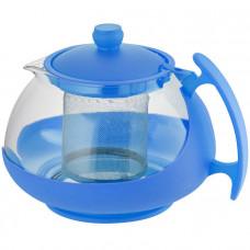 Заварочный чайник ВЕ 5571/4 750мл синий