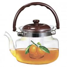 Заварочный чайник ВЕ 5563/1 Апельсин 1200мл