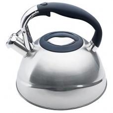 ВЕ-0555 Чайник мет нерж сатин+зеркал 3,0л