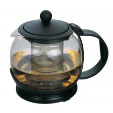 Z-4101 Чайник заварочный 800мл, корпус из термостойкого стекла