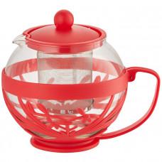 Заварочный чайник ВЕ 5572/1 750мл красный