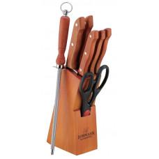 Ножи 308 WD/5103 WD/8 пр. дерев. руч