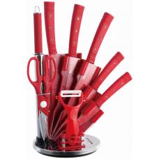 Набор кухонных ножей с антибакт покрыимем KL-2131