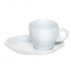 Набор чашка,блюдце,ложка LR600