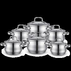 Набор посуды 12 предм KL-4260