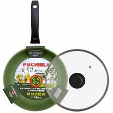 РОС 52-26к Серия Олива сковорода глубокая 26см