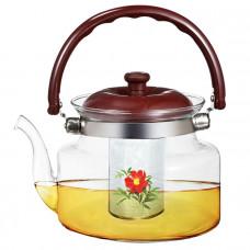 Заварочный чайник ВЕ 5580/3 Шиповник 600мл