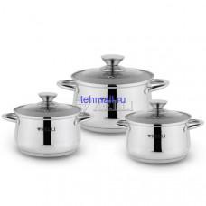 Набор посуды 6 предм KL-4247