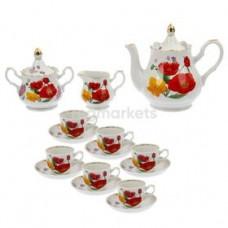 Чайный сервиз ВНР-35012 пр на 6 персон