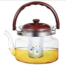 Заварочный чайник ВЕ 5585/4 Ромашки 1000мл
